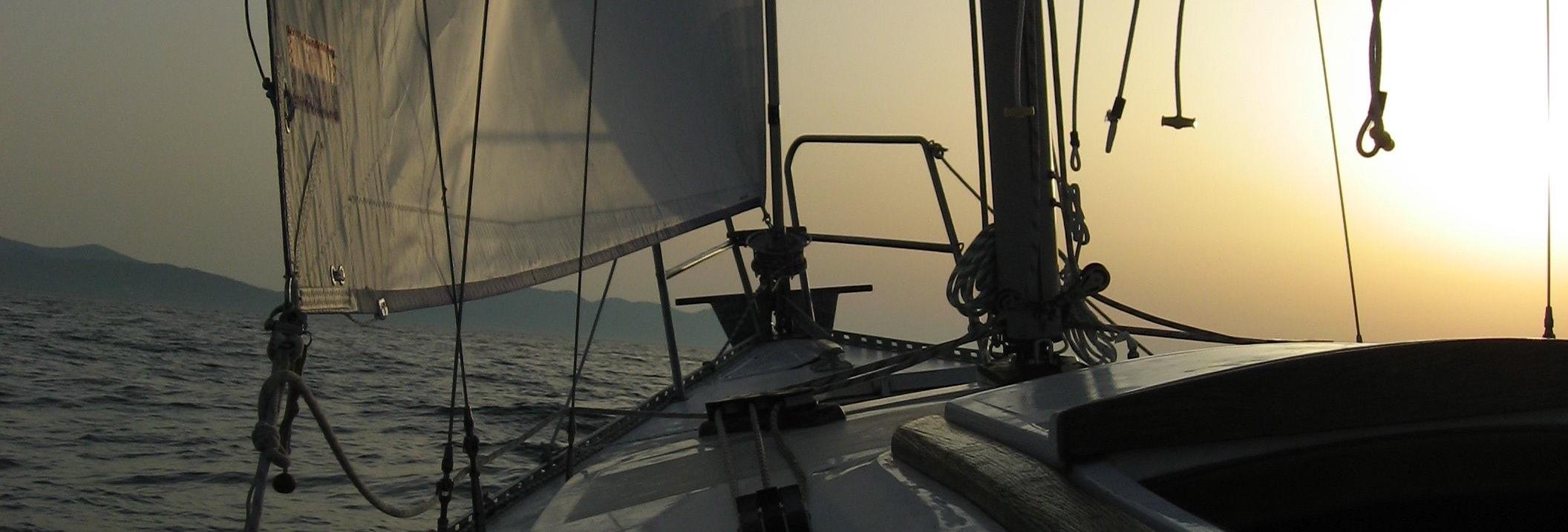 Sailing Branka Valcic